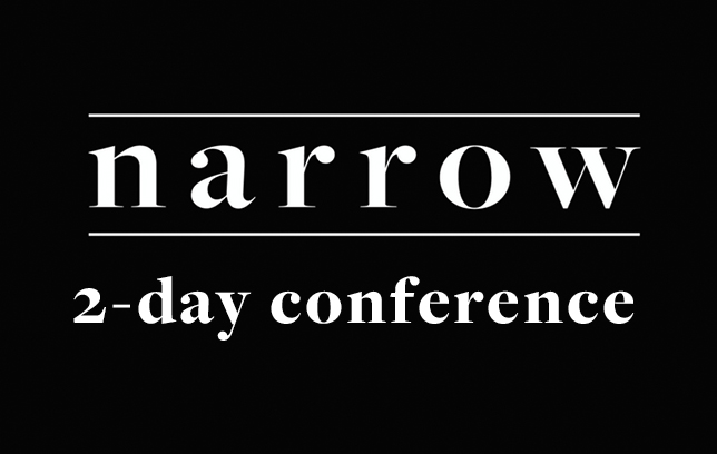 Narrow Conference - Blog